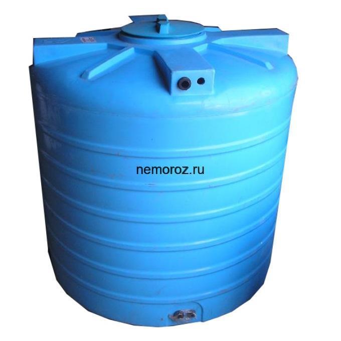 бак с поплавком для воды atv-200b-синий