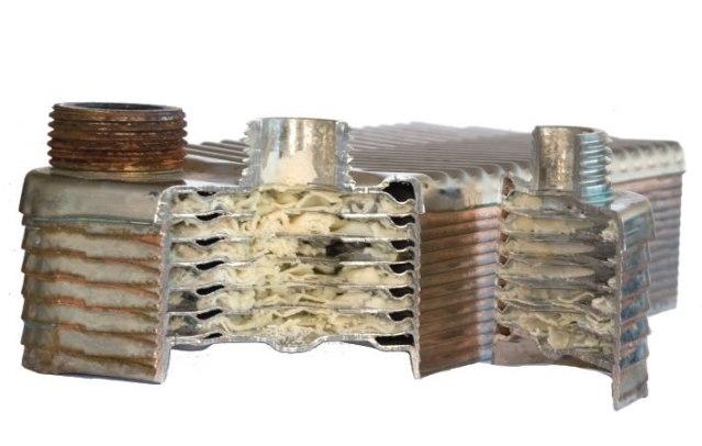 Промывка теплообменника газового котла казань Пластинчатые теплообменники Danfoss серия XGC-X060L Чебоксары
