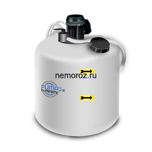 Установка для промывки Pump Eliminate 100 v4v Жуковский теплообменник трубный дн32 для банной печи